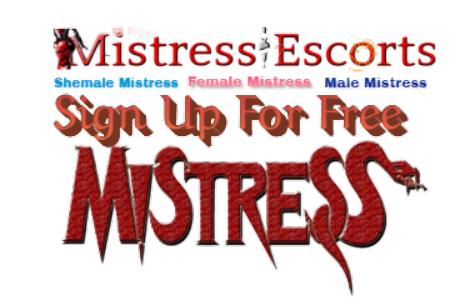 mistress escorts
